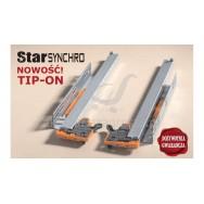 Prowadnica Star Synchro P2O L-400mm 80720.400.102