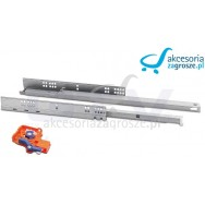 Prowadnica kul. GTV Modern Slide P2O L=250 PB-0FPO-250