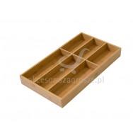 Wkład bambusowy na sztućce L-450 265x422-424 41213.001.002