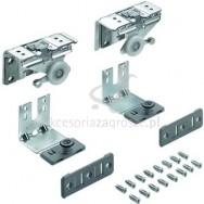 TopLine L drzwi przednie front max 18-19mm EB31 (szafa 2 drzwi LEWA lub PRAWA) 9206500