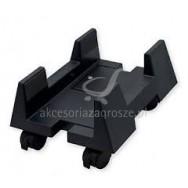 Wózek pod komputer GTV czarny PU-PKO-00-20