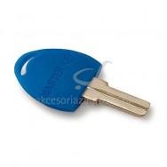 Klucz bazowy GTV do zamka komput-cyfrowego 138 master niebieski ZZ-KLMASTER